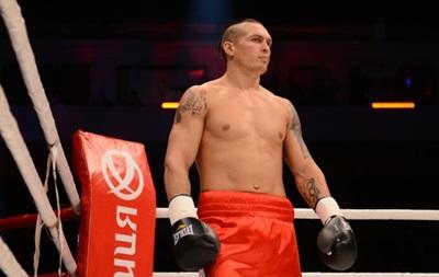 Александр Усик: Ромеро не учитель бокса, а ученик какой-то