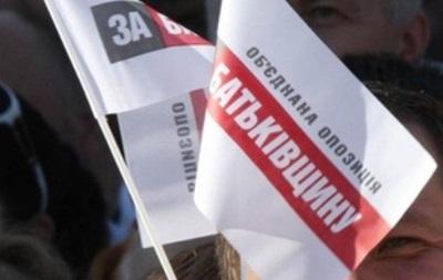 Батьківщина прокомментировала решение ЦИК уничтожить видеозаписи с прошлогодних выборов