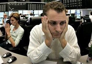Фондовые индексы находятся в негативной зоне из-за геополитических рисков