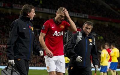 Защитник Манчестер Юнайтед попал в больницу после игры с Арсеналом