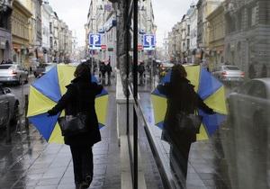 В ближайшие сутки в Украине сохранится теплая и дождливая погода