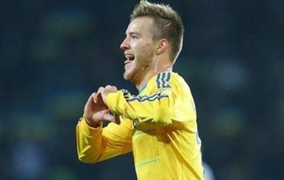 Ярмоленко привез игроков Динамо в лагерь сборной Украины на своем Maserati