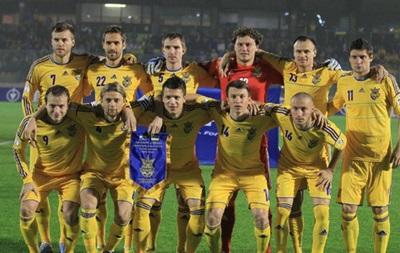 ФИФА отказала Украине в аннуляции желтых карточек перед матчами с Францией