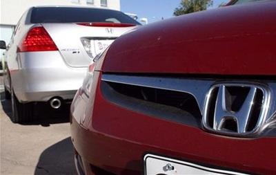 В Европе появятся водородные Honda