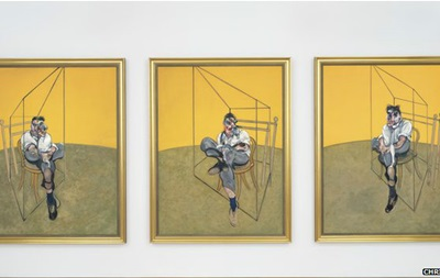 Триптих Фрэнсиса Бэкона продан за рекордную сумму
