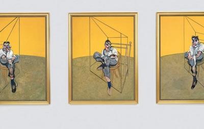 Картина Бэкона стала самым дорогим произведением искусства, проданным с аукциона