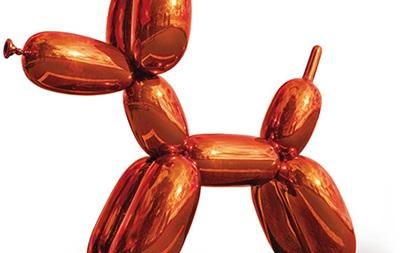 Собака из воздушных шариков Джеффа Кунса ушла с молотка за $58 миллионов