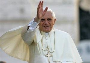 Папа Римский избежал наказания за несоблюдение правил безопасности
