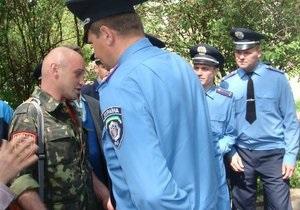 Данилюк заявляет, что милиция безосновательно препятствует проведению Дня гнева в Киеве