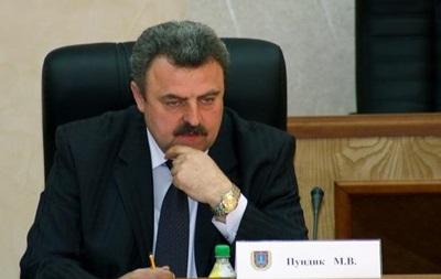 Глава Одесского облсовета подал в отставку, так как  пришла новая команда