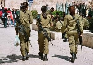 В Израиле девушку-модель арестовали за уклонение от воинской службы