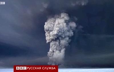 Как летать через вулканический пепел?