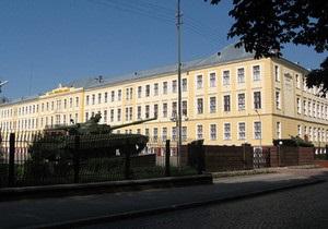 Львовский облсовет просит Януковича не возвращать в Одессу Академию сухопутных войск