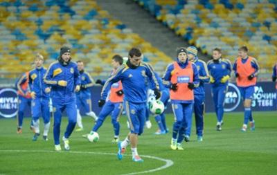 Первый матч плей-офф ЧМ-2014 Украина-Франция - результат предсказуем
