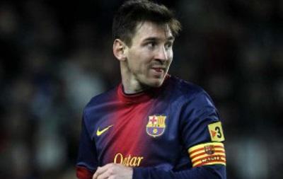 Месси попросил руководство Барселоны купить форварда Манчестер Сити