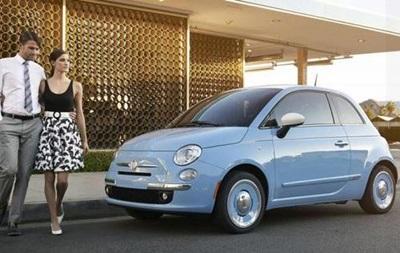 Уютный ретро-малыш. Fiat презентовал спецверсию 500-й модели в стилистике 1950-х