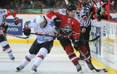 КХЛ: Донбасс минимально уступает магнитогорскому Металлургу