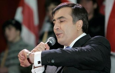 Саакашвили отказался присутствовать на инаугурации нового президента Грузии