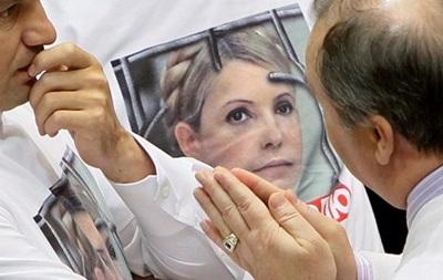 Эксперты ВР заявили, что оппозиционный законопроект о лечении Тимошенко еще требует доработки
