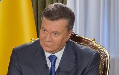 В понедельник Янукович встретится с президентом Азербайджана