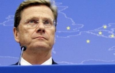 Глава МИД Германии призывает Киев освободить Тимошенко