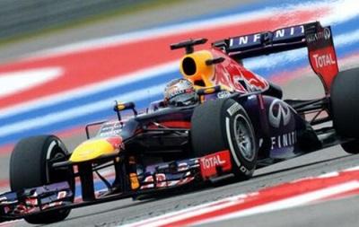 Формула-1: Феттель выиграл квалификацию Гран-при США