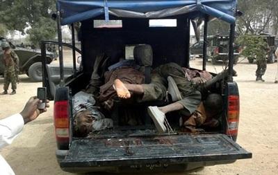 В Нигерии в результате военной операции против исламистов были убиты около 30 человек