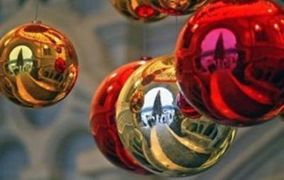 Новогодние празднования в Киеве начнутся с 14 декабря