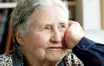 Скончалась автор бестселлеров и лауреат Нобелевской премии Дорис Лессинг