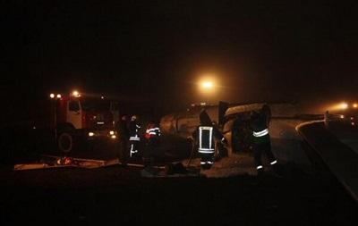 В Казани разбился самолет, по предварительным данным, погибли 44 человека