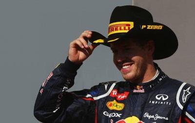 Формула-1. Себастьян Феттель выиграл Гран-при США, Алонсо - пятый