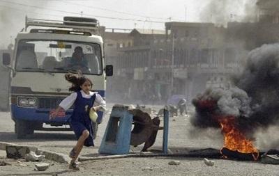 Серия взрывов произошла в столице Ирака, погибли 17 человек