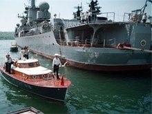 НГ: У Киева есть график вывода российского флота