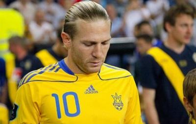 Андрей Воронин может вернуться в сборную Украины