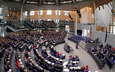 Бундестаг сегодня обсудит перспективы евроинтеграции Украины и шпионаж спецслужб США