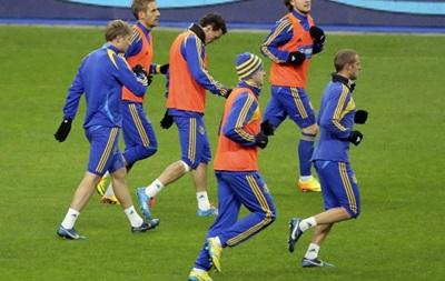 Франция-Украина - решающий матч плей-офф отбора на ЧМ-2014