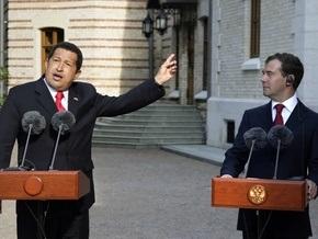 Чавес ожидает превращения рубля в мировую резервную валюту