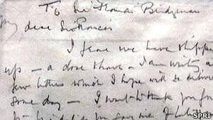 Би-би-си: О чем написал полярник Скотт в последнем письме