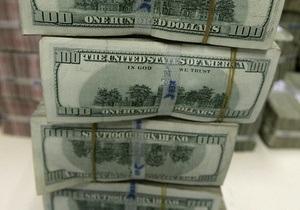 Международные резервы Нацбанка Украины снизились в октябре