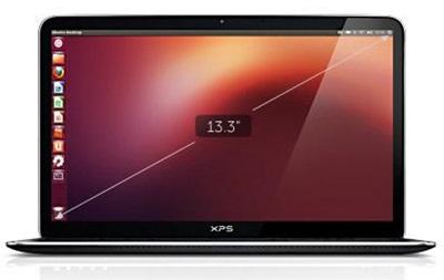 Dell показала сенсорный ультрабук на Ubuntu, названный в честь советских спутников
