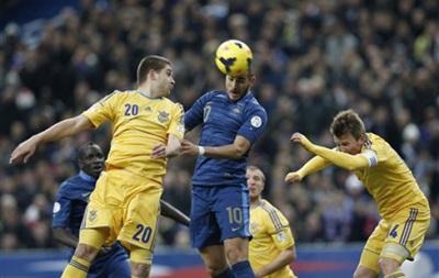 Ракицкого признали лучшим украинским игроком в матче с Францией