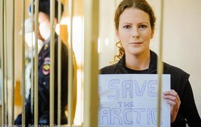 Суд выпустил под залог семь членов экипажа Arctic Sunrise