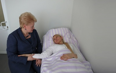 Президент Литвы: Соглашение с ЕС будет сорвано из-за отсутствия решения по делу Тимошенко
