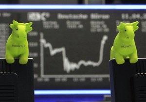 Украинский рынок падает вслед за иностранными площадками