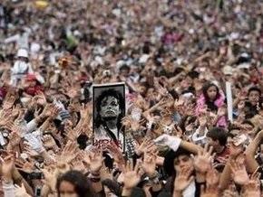 Поклонники Джексона установили рекорд в день рождения певца