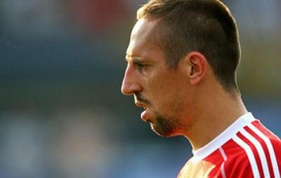 Рибери сломал ребро в матче против сборной Украины