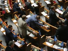 Рада решила сократить кампанию по выборам президента
