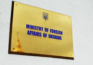 МИД отреагировал на возможное принятие Конгрессом США жесткой резолюции по Украине