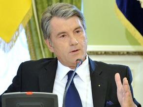 Москва заявляет, что Ющенко мешает Черноморскому флоту