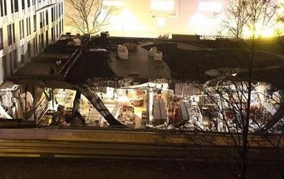 В ТЦ в Риге дважды обрушилась крыша, есть жертвы